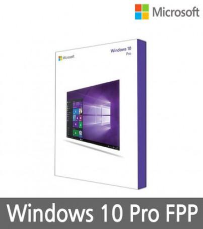 Windows 10 Pro 32/64 Bit ENG (FPP) FQC-08789