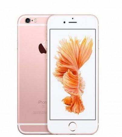 (รีเฟอร์บิช) แอปเปิ้ล ไอโฟน 6s 128 GB ประกัน1เดือน - Rose Gold