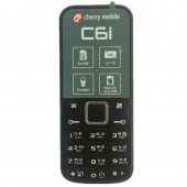 Cherry Mobile C6i 1.77'' Dual Sim 2G (Black/Rose)