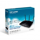 TP-LINK Archer D2 AC750 Wireless ADSL2+ B