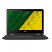 Notebook Acer Spin SP513-51-52JU/T001 (Black)
