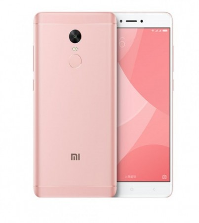 Xiaomi Redmi Note 4X 64G Ram4 pink
