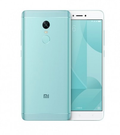 Xiaomi Redmi Note 4X 64G Ram4 Blue