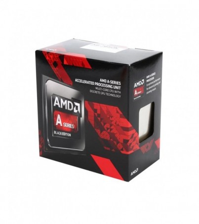 AMD A8 7650K Black Edition AD765KXBJASBX (with 95w quiet cooler)