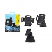 "Car Holder For Smartphone ""MELON"" (MBR-07) Black"