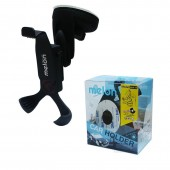 "Car Holder For Smartphone ""MELON"" (MBR-08) Black"