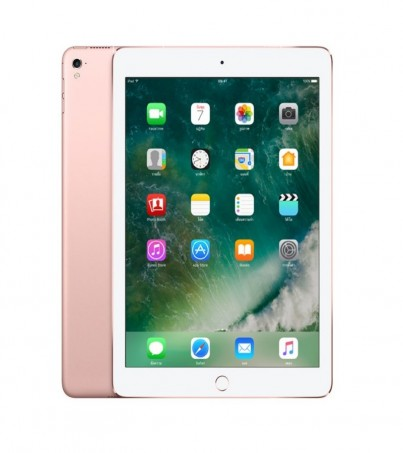 Ipad pro 10.5 Wifi+4G cellular 256G Rose Gold เครื่องศูนย์TH