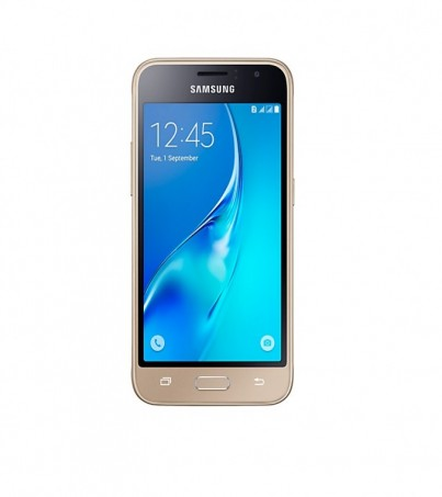 (Refurbish) Samsung Galaxy j1 2016 gold