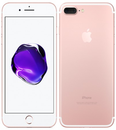 Apple iphone 7 Plus - 256GB Rosegold เครื่องศูนย์ประกัน1ปี
