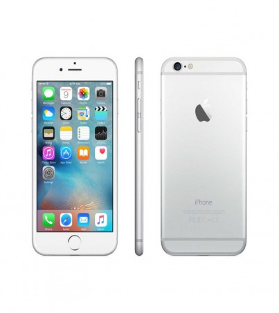 Apple iphone 6 16G Silver เครื่องศูนย์ประกัน1ปี