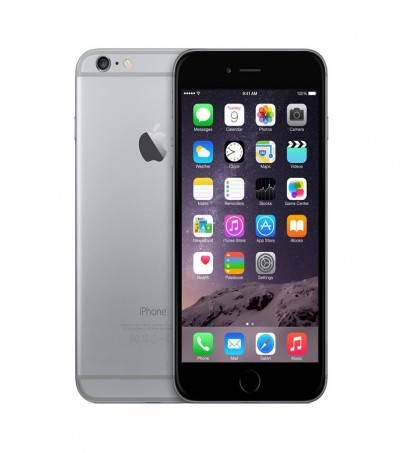 Apple iphone 6 16G Space Grey เครื่องศูนย์ประกัน1ปี