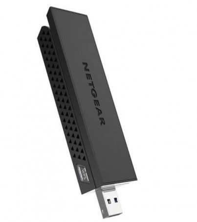 Netgear AC1200 WiFi USB Adapter Dual Band, USB 3.0 with High Gain Antenna A6210