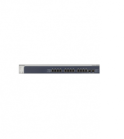 Netgear 12-port 10-Gigabit Smart Managed Switch 2 combo
