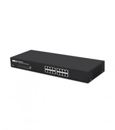 TOTOLINK 16-Port 10/100Mbps Unmanaged Switch SW16