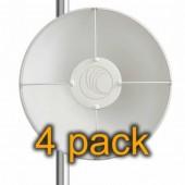 Cambium ePMP 110A5-25 Dish Antenna (25 dBi) for ePMP Conn Radio C050900H007B