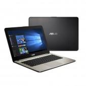 Notebook Asus X441UR-GA039 (Black)