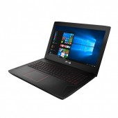 Notebook Asus FX502VM-DM444 (Black)