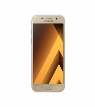 (Refurbish) Samsung Galaxy A3 2017 (A320Y) - Gold