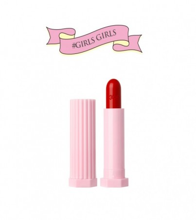 LOVE 3CE VELVET LIP STICK#GIRLS GIRLS