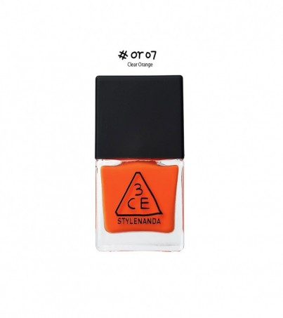 3CE NAIL LACQUER #OR07