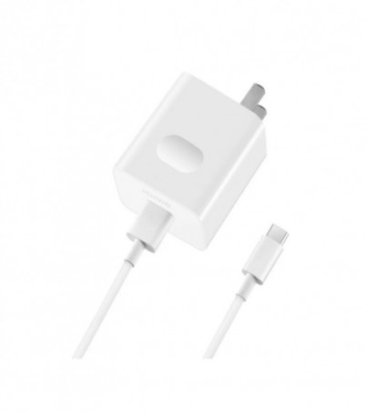 HUAWEI SuperCharge Fast Adapter AU Charger 5A Type-C Cable