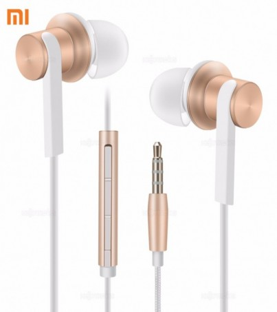 XiaomiMi In-Ear Headphones Pro Gold