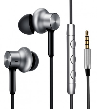 XiaomiMi In-Ear Headphones Pro HD Silver