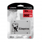 Kingston Digital 960GB Ssdnow SATA Solid State Drive 2.5 (SUV400S37/960G)