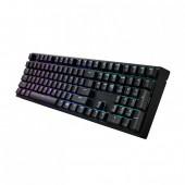 KEYBOARD COOLERMASTER Masterkey Pro L RGB (Blue-Sw) Gaming