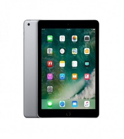 New I Pad5 2017  4G (cellullar+ Wifi ) 32G  Space gray