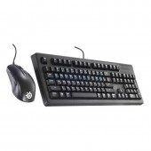 COMBO SET STEELSERIES (Mouse Rival 95+ Keyboard Apex 100) Gaming