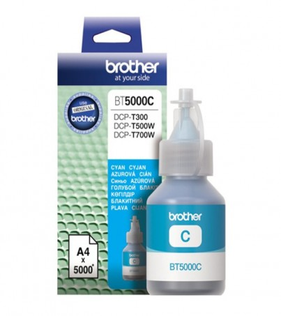 Brother BT-5000C ink cartridge (Cyan)