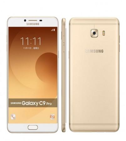 (Refurbish) Samsung Galaxy c9 pro Gold