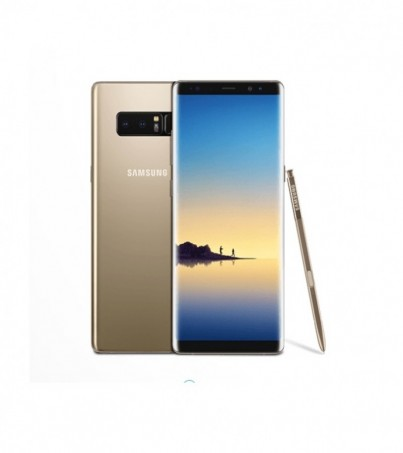 Samsung Galaxy Note8 Gold