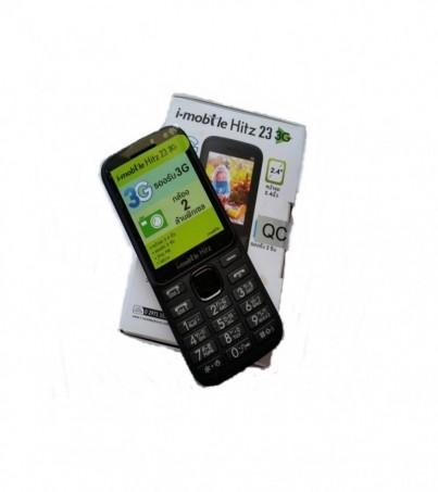 i-mobile Hitz 23 Black ใช้ได้เฉพาะซิมเอไอเอส
