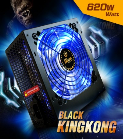 Kingkong PSU ITSONAS 620W.