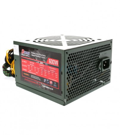 DTECH PSU (FULL) PW008 600W.