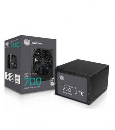 COOLER MASTER PSU (80+ White) Watt Lite (700W.)