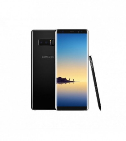 Samsung Galaxy Note8 (Snap 835) 128GB Black