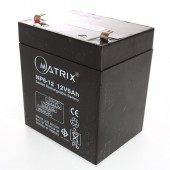 Matrix Battery 6Ah 12V