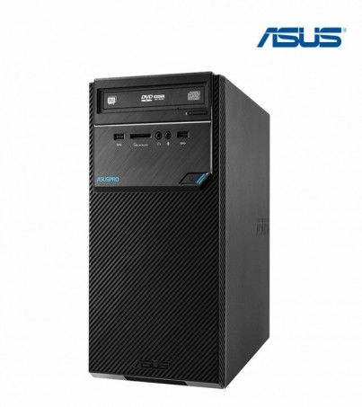 Desktop ASUS D320MT-0G4560009D Black