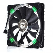 FAN CASE ID Cooling 140mm Riing CF-14025 (Green Led)