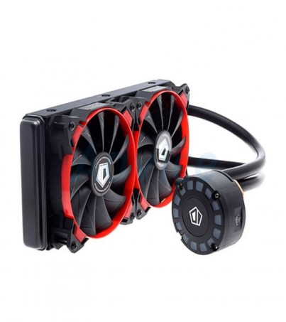 LIQUID COOLING ID-Cooling FROSTFLOW 240L LED RED