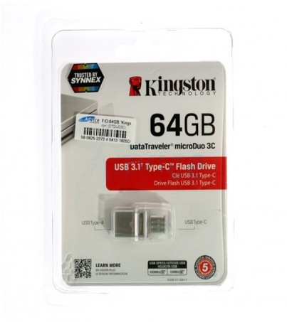 Kingston 64GB (DTDUO3C)