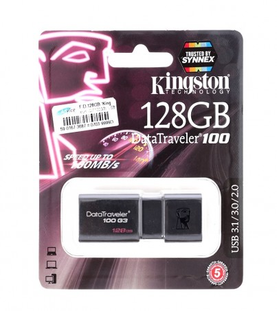 Kingston 128GB (DT100G3)