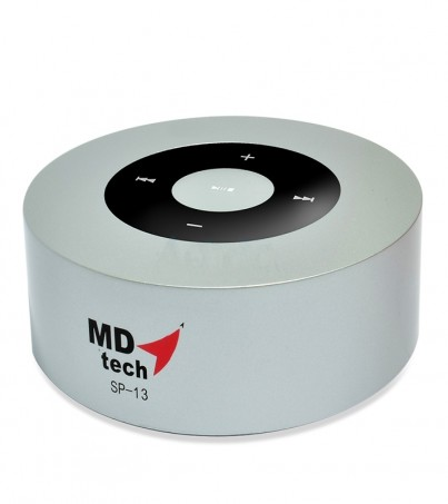 MD-TECH Bluetooth (A8) Silver