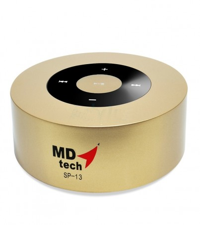 MD-TECH Bluetooth (A8) Gold