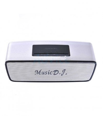 Music D.J. Bluetooth (S2025) Silver