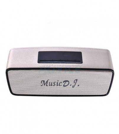 Music D.J. Bluetooth (S2025) Gold