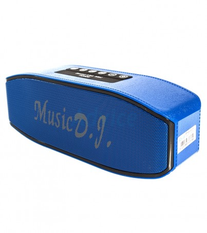 Music D.J. Bluetooth (S2026) Blue